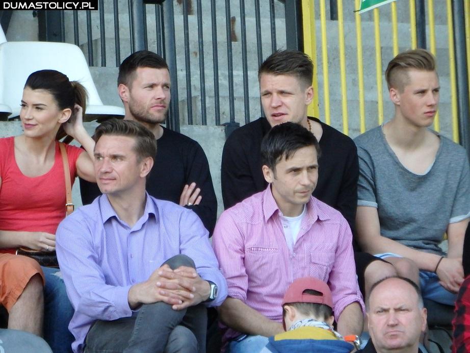 Bartosz Tarachulski, Donatas Nakrošius, Jan Balawejder, Michał Zapaśnik, Piotr Kosiorowski