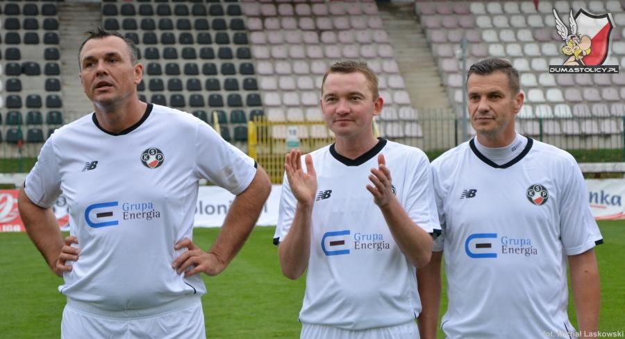 Jacek Paszulewicz, Tomasz Ciesielski, Mariusz Unierzyski