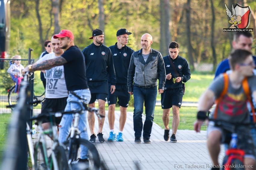 Piotr Kaluba, Grzegorz Wojdyga, Piotr Maślanka i Marcin Kluska