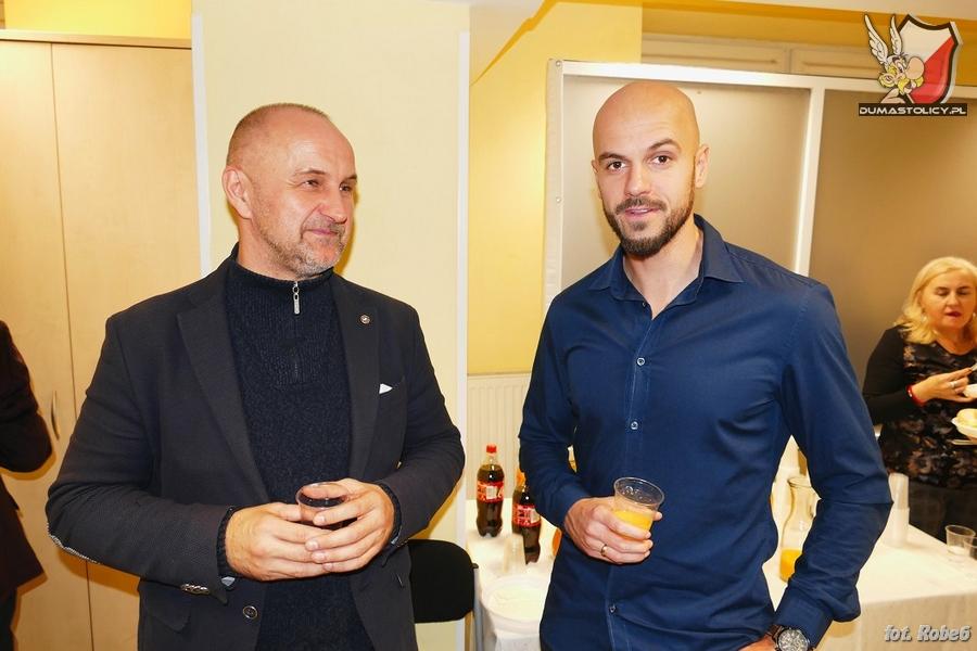 Piotr Peter Kaluba i Grzegorz Wojdyga