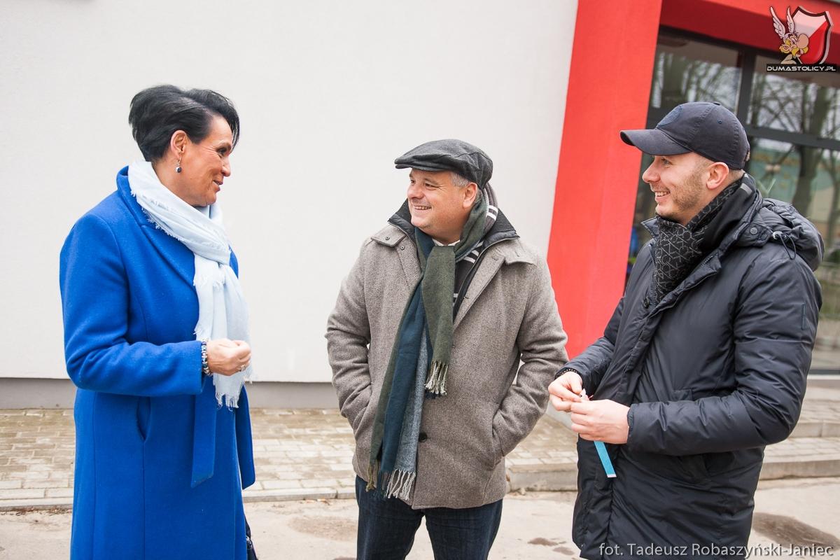 Grégoire Nitot, Anna Wyganowska-Krzynówek, Piotr Wróblewski