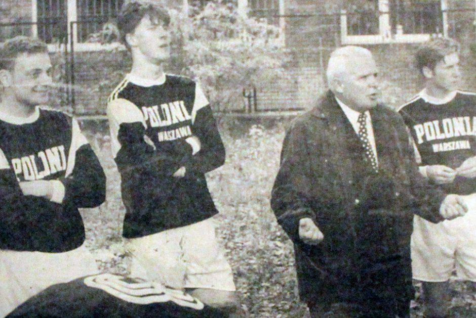 Stanisław Kralczyński, Tomasz Chojecki, Piotr Dziewicki, Piotr Stańczuk